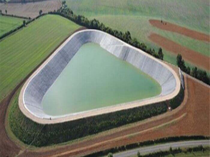 Large pond liner