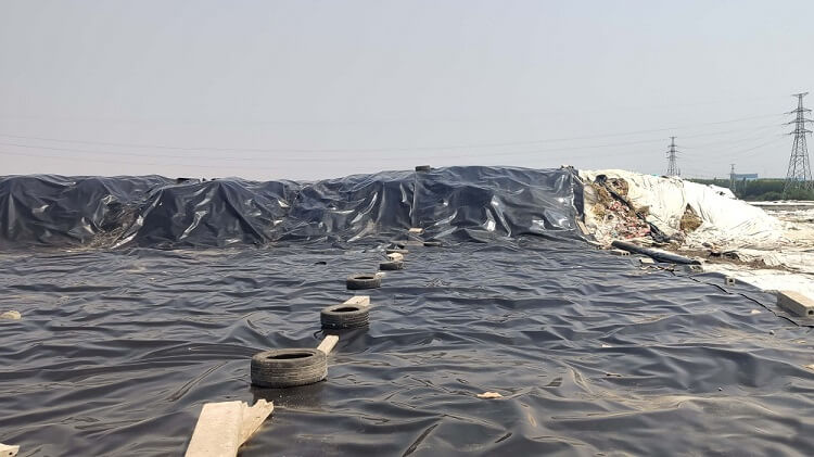 Landfill Cover Liner