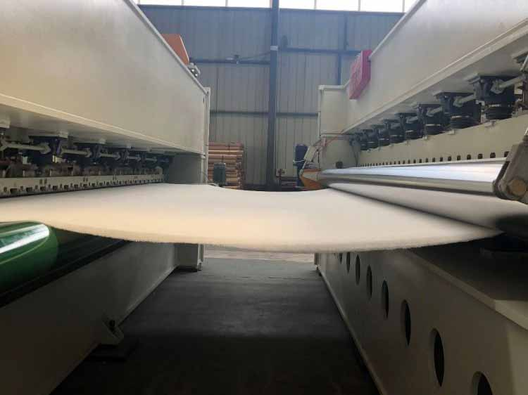 How much does geotextile cost
